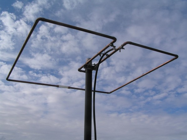 Squalo antenna for 6m – Ernest Neijenhuis PA3HCM Homepage