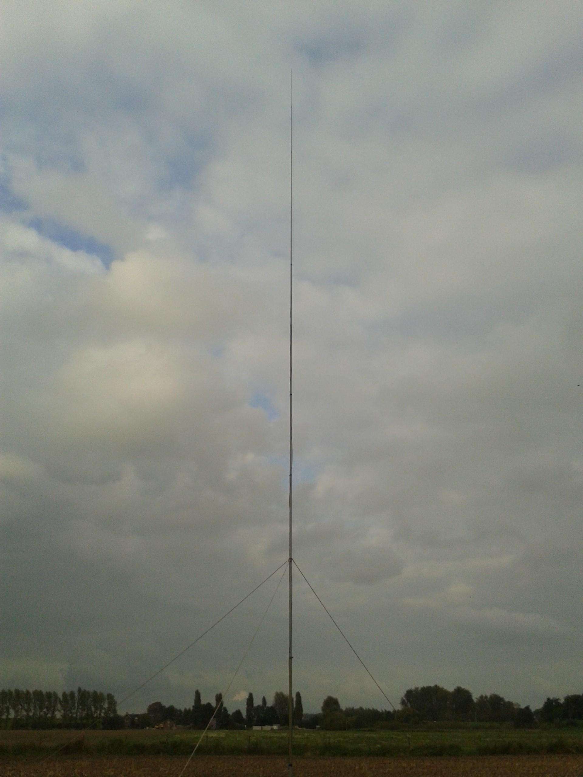 5/8 Wave vertical antennas for HF – Ernest Neijenhuis PA3HCM Homepage