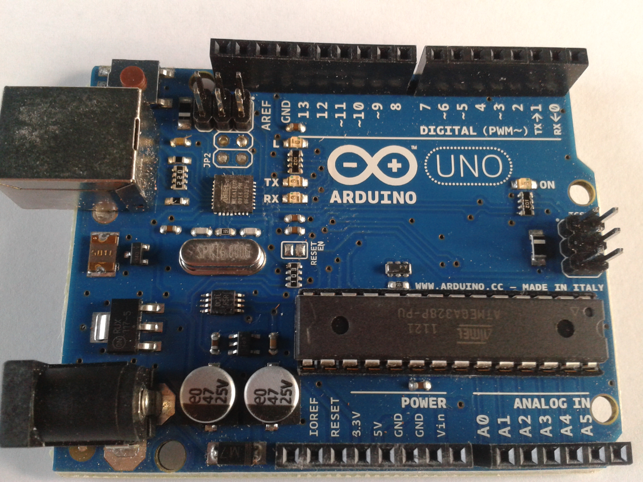 Arduino output input modules