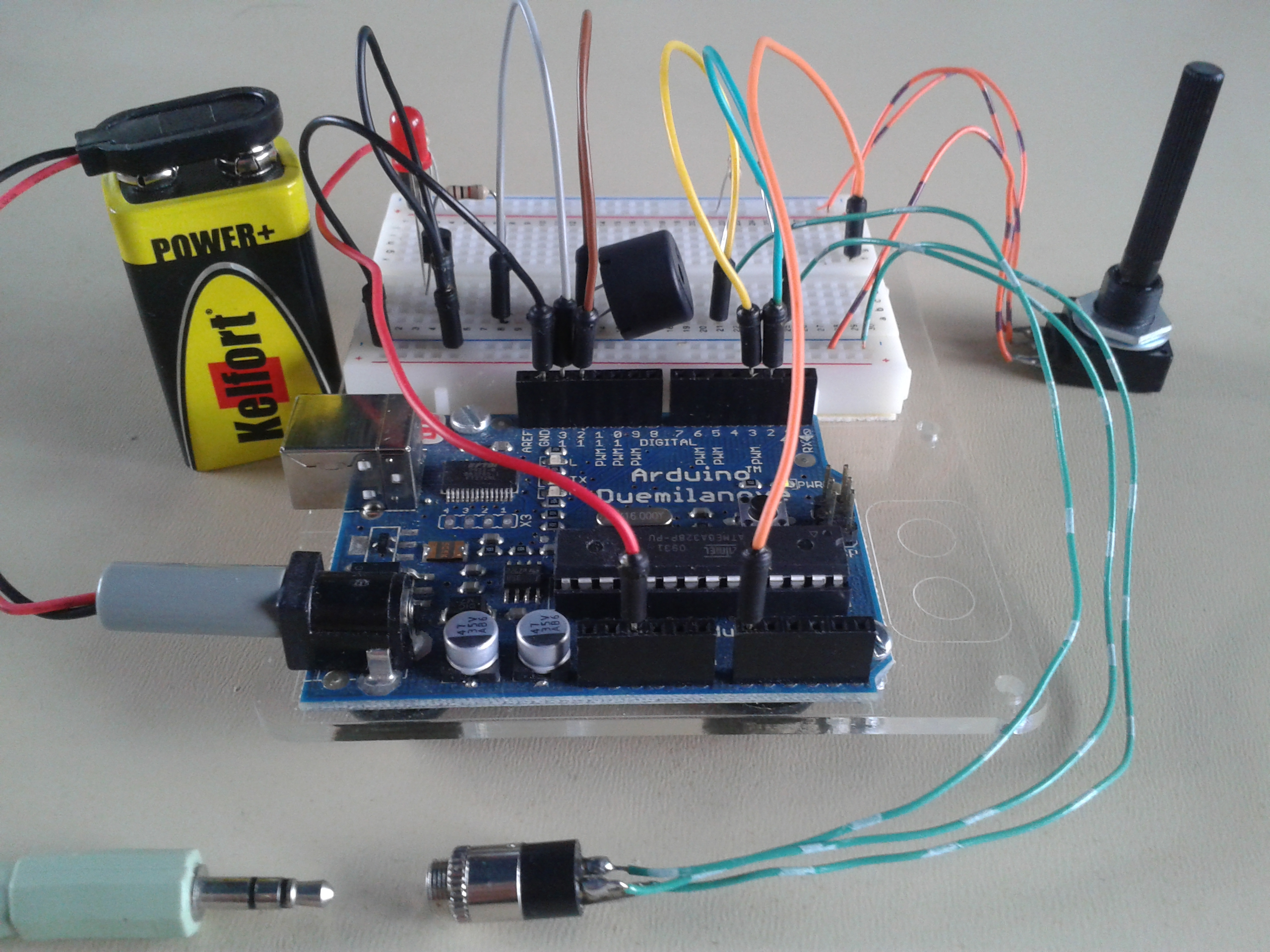 Analog inputs arduino for what