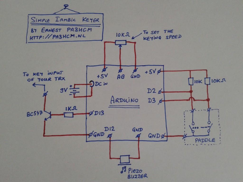Getting Started With Arduino  Morse Keyer  U2013 Ernest